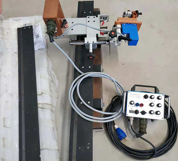 KA-H10管道焊接小车