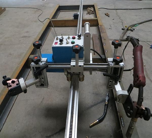 KA-C1轨道式焊接小车
