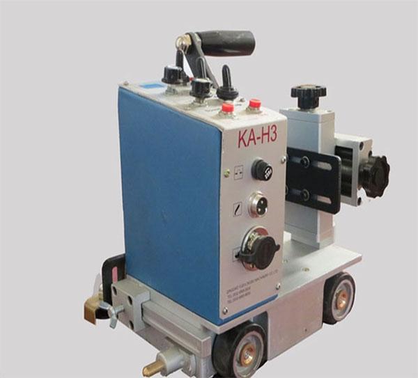 KA-H3可设置断续焊接小车