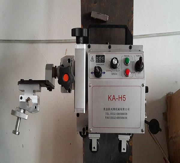 KA-H5电磁侧吸式自动焊接小车