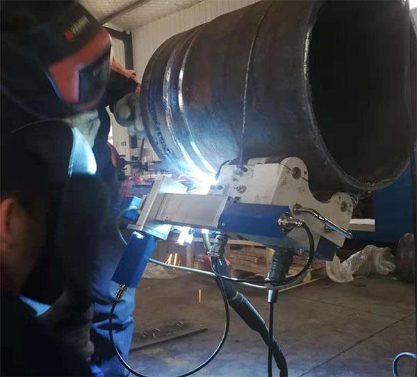 KA-WG无轨管道焊接小车