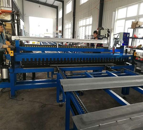 薄板直缝焊专机