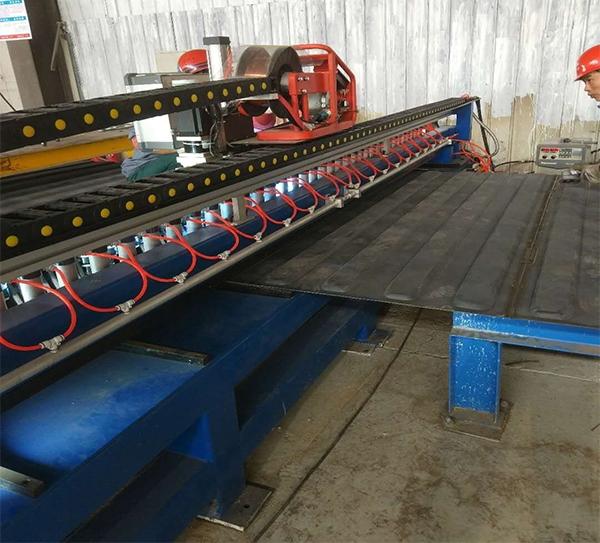 3.5米直缝焊机