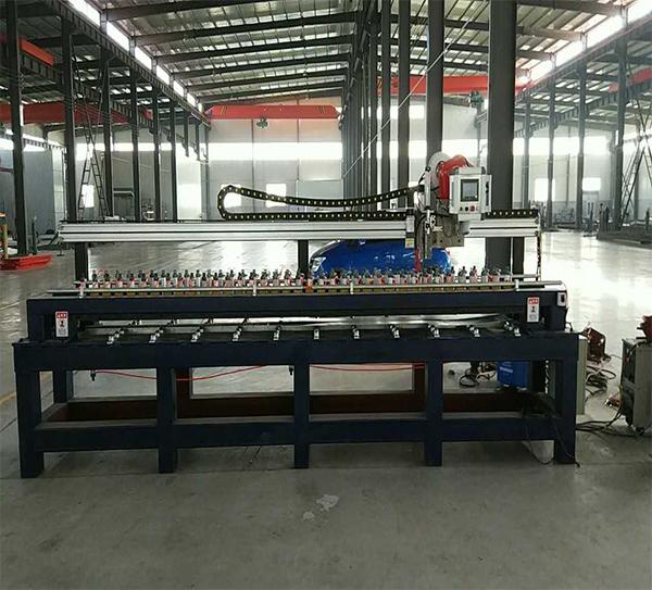 集装箱薄板直缝焊专机