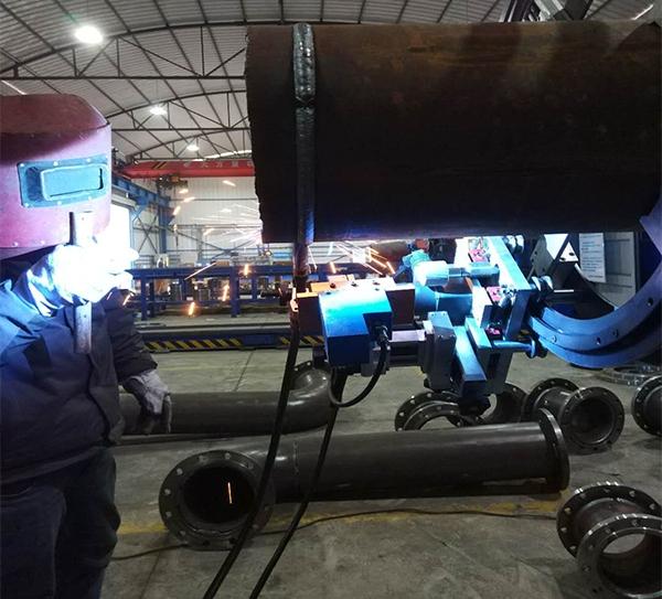 黄岛KA-HG小管焊接