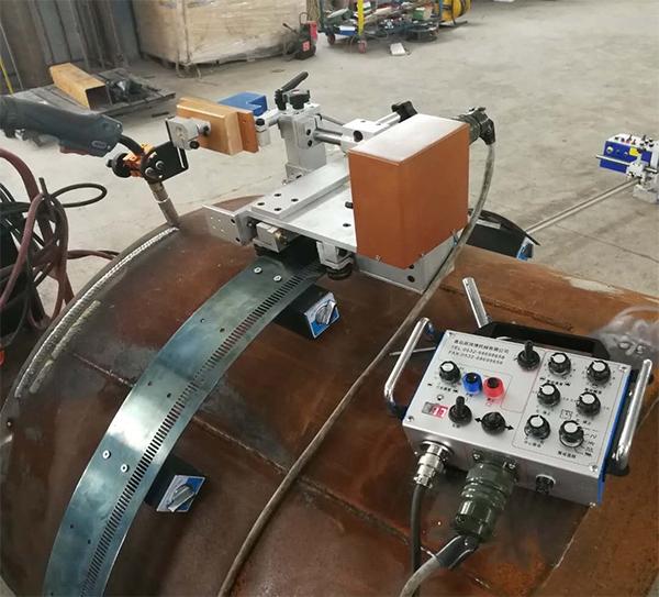 黄岛KA-H10管道焊接小车