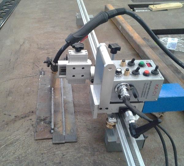 轨道式焊接小车